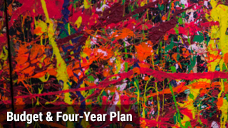 Budget & Four-Year Plan