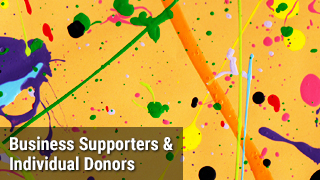 Business Supporters & Individual Donors