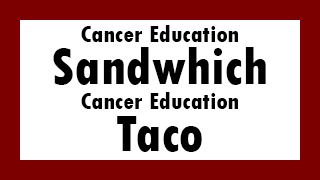 Sandwhich and Taco
