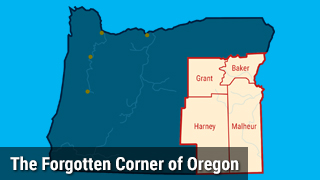 The Forgotten Corner of Oregon